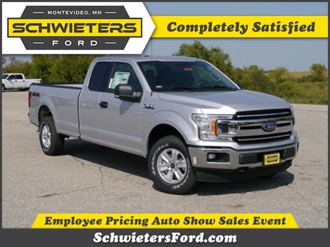 2018 Ford F-150 for sale in Montevideo, MN