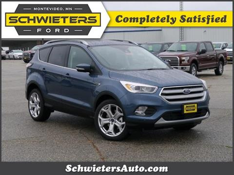 2018 Ford Escape for sale in Montevideo, MN