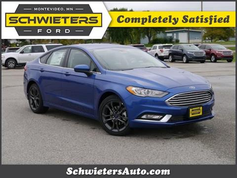 2018 Ford Fusion for sale in Montevideo, MN