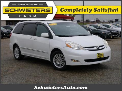 2010 Toyota Sienna for sale in Montevideo, MN