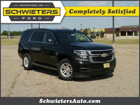 2016 Chevrolet Tahoe for sale in Montevideo, MN