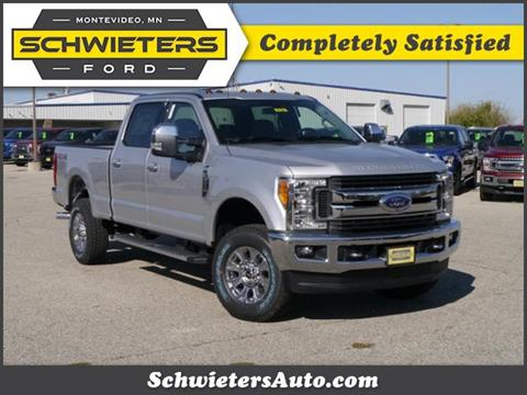 2017 Ford F-350 Super Duty for sale in Montevideo, MN
