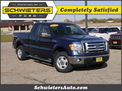 2009 Ford F-150 for sale in Montevideo, MN