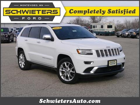 2014 Jeep Grand Cherokee for sale in Montevideo, MN