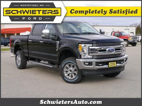 2017 Ford F-250 Super Duty for sale in Montevideo, MN