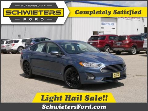 2019 Ford Fusion for sale in Montevideo, MN