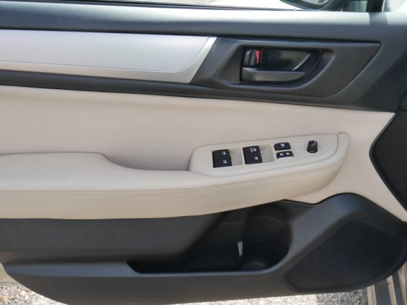 2017 Subaru Legacy AWD 2.5i 4dr Sedan - Montevideo MN