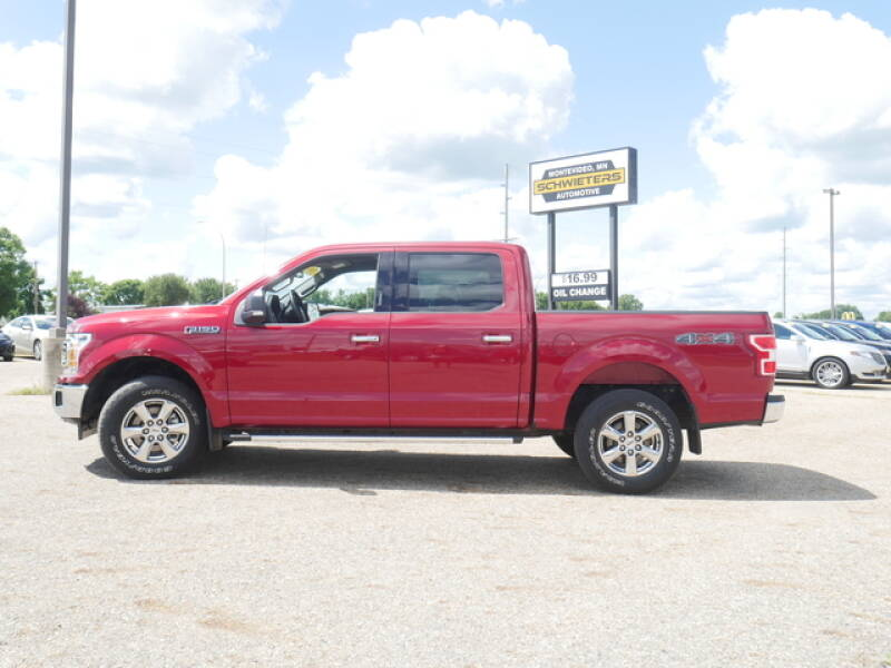2018 Ford F-150  - Montevideo MN