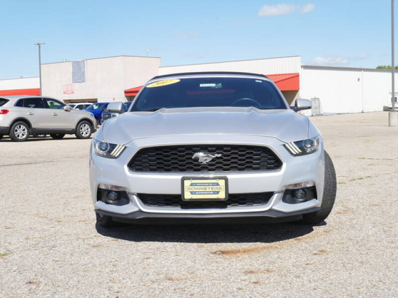 2017 Ford Mustang EcoBoost Premium 2dr Convertible - Montevideo MN