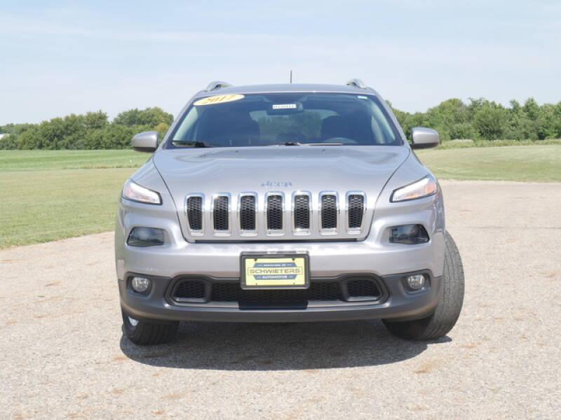 2017 Jeep Cherokee  - Montevideo MN