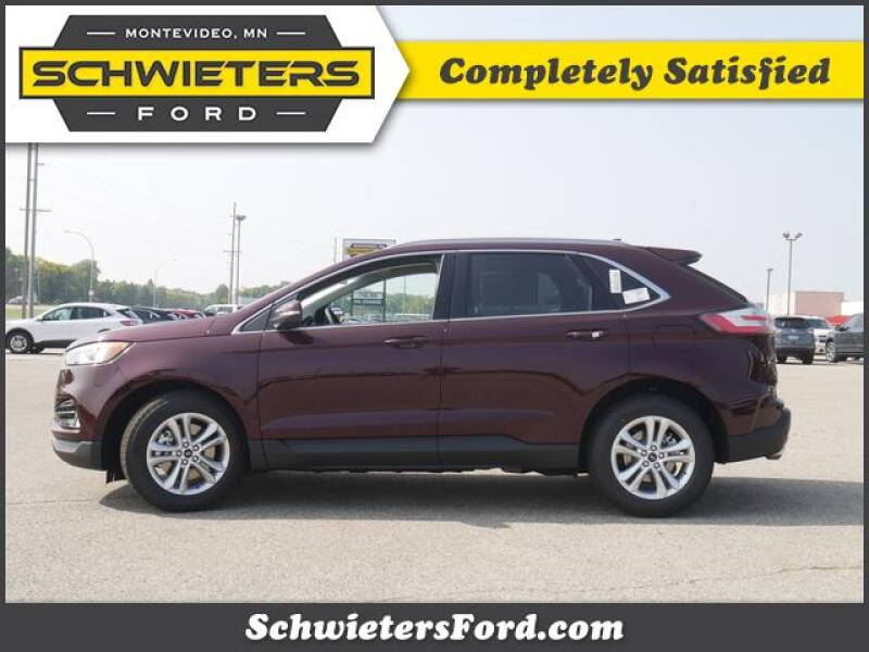 2020 Ford Edge AWD SEL 4dr Crossover - Montevideo MN