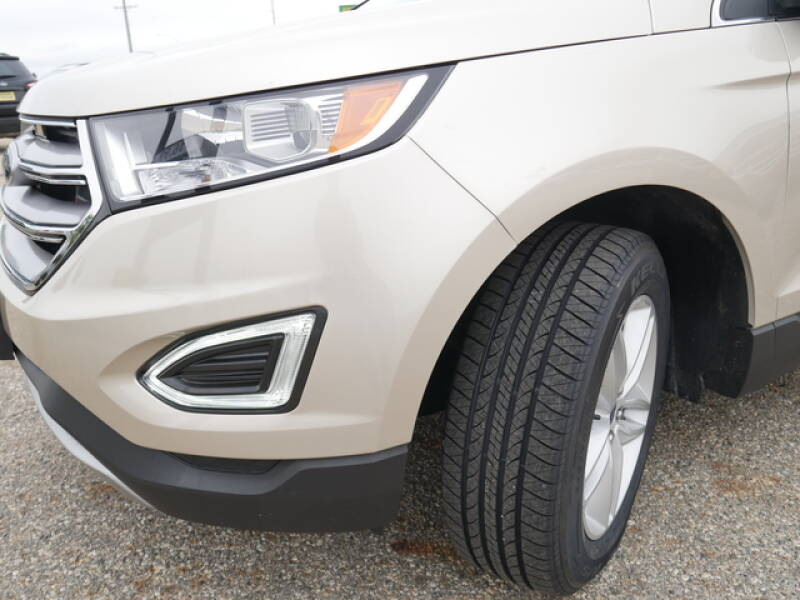 2017 Ford Edge AWD SEL 4dr Crossover - Montevideo MN
