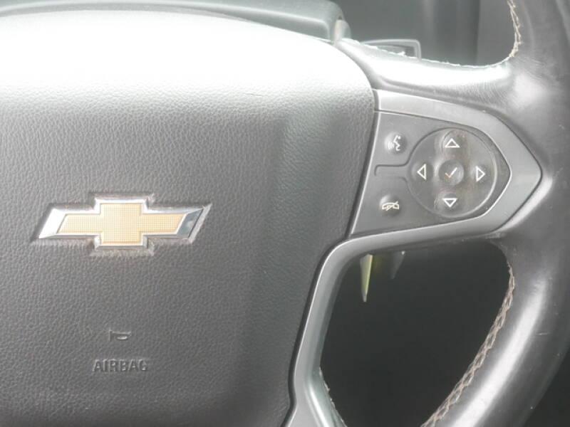 2014 Chevrolet Silverado 1500  - Montevideo MN