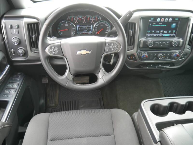 2017 Chevrolet Silverado 1500  - Montevideo MN