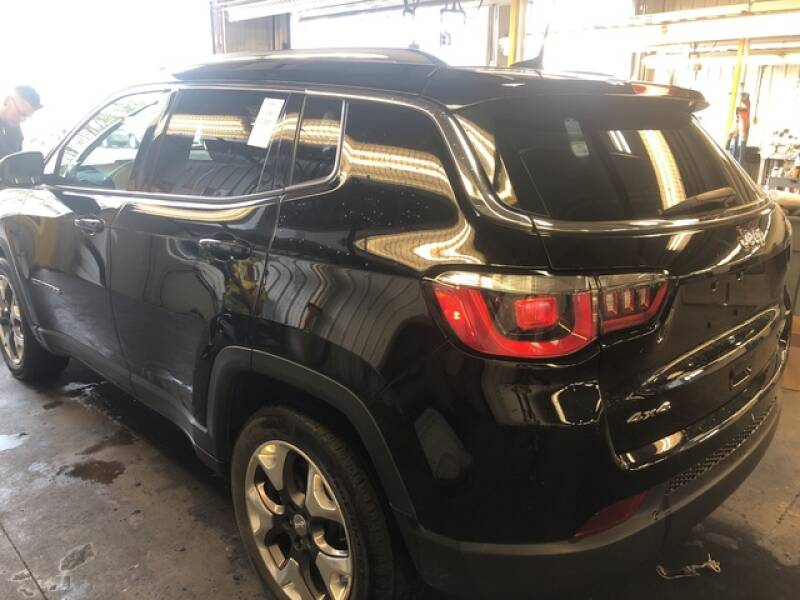 2018 Jeep Compass 4x4 Limited 4dr SUV - Montevideo MN