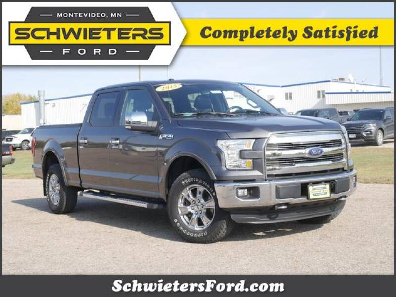2015 Ford F-150  - Montevideo MN