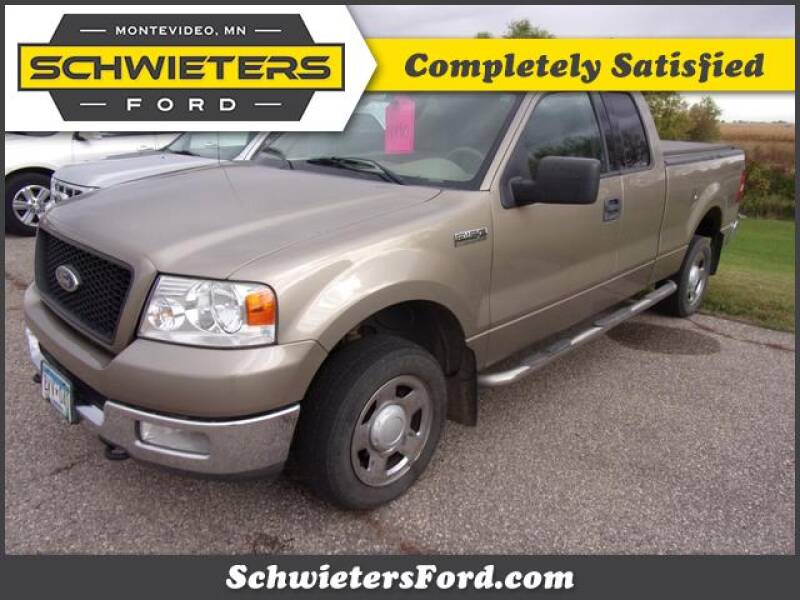2004 Ford F-150  - Montevideo MN