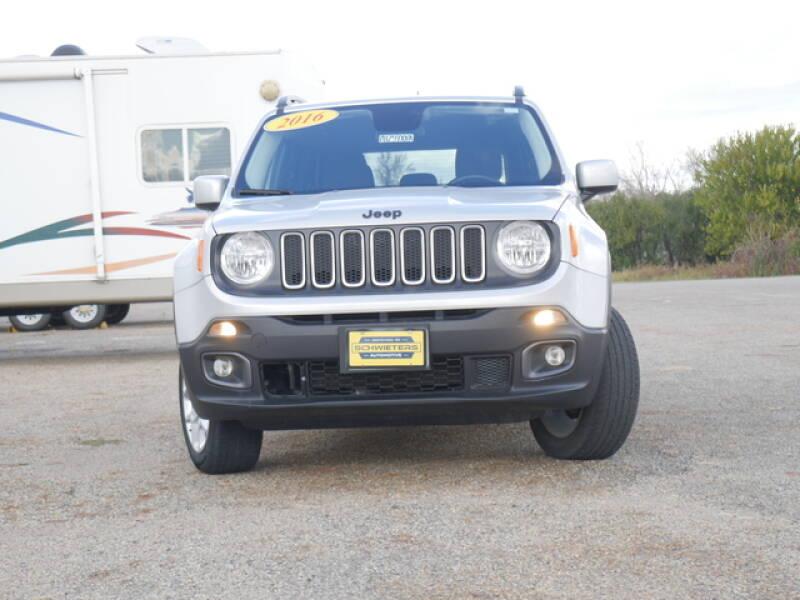 2016 Jeep Renegade  - Montevideo MN