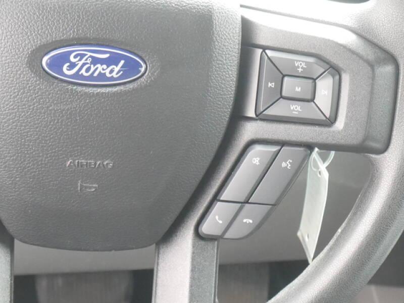 2017 Ford F-150 4x4 XLT 4dr SuperCrew 5.5 ft. SB - Montevideo MN