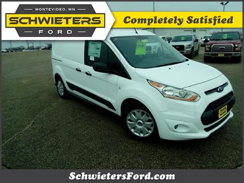 2017 Ford Transit Connect Cargo for sale in Montevideo, MN