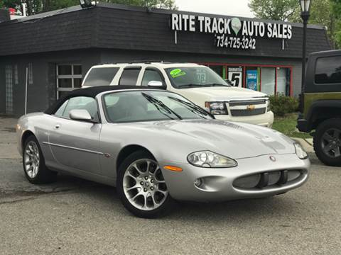 2000 Jaguar XKR for sale in Canton, MI