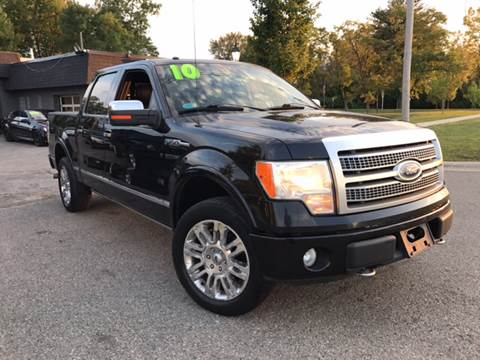 2010 Ford F-150 for sale in Canton, MI