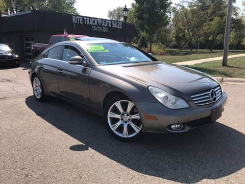 2006 Mercedes-Benz CLS for sale in Canton, MI