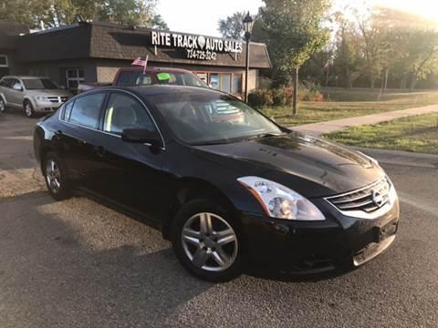 2012 Nissan Altima for sale in Canton, MI