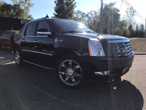 2008 Cadillac Escalade EXT for sale in Canton, MI