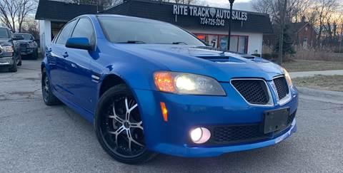 2009 Pontiac G8 for sale in Canton, MI