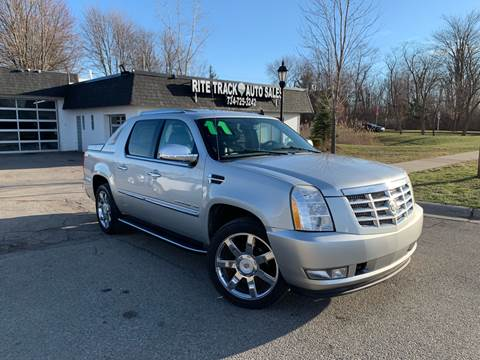 Escalade Ext For Sale >> 2011 Cadillac Escalade Ext For Sale In Canton Mi