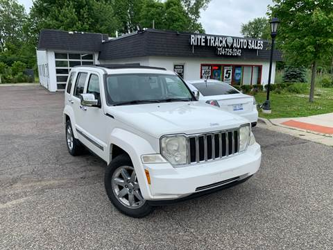 2008 Jeep Liberty for sale in Canton, MI