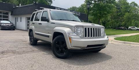 2009 Jeep Liberty for sale in Canton, MI