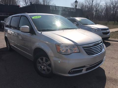 2011 Chrysler Town and Country for sale in Canton, MI