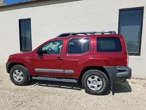 2005 Nissan Xterra for sale in Salina, KS