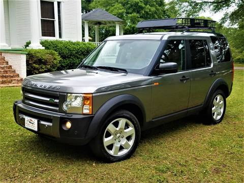 2008 Land Rover LR3 for sale in Laurens, SC