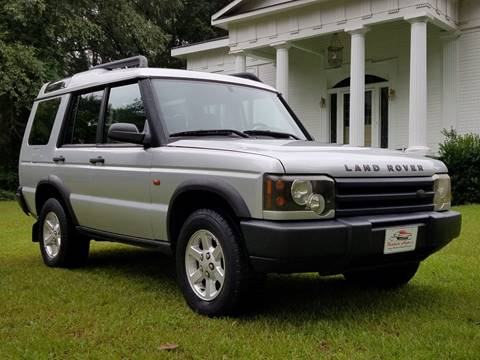 2004 Land Rover Discovery for sale in Laurens, SC