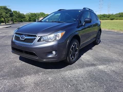 2013 Subaru XV Crosstrek for sale in San Antonio, TX