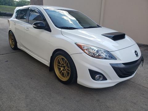 Mazda Speed 3 >> 2013 Mazda Mazdaspeed3 For Sale In San Antonio Tx
