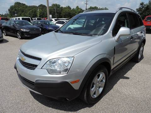 2014 Chevrolet Captiva Sport for sale in Humboldt, TN