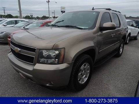 2007 Chevrolet Tahoe for sale in Humboldt, TN