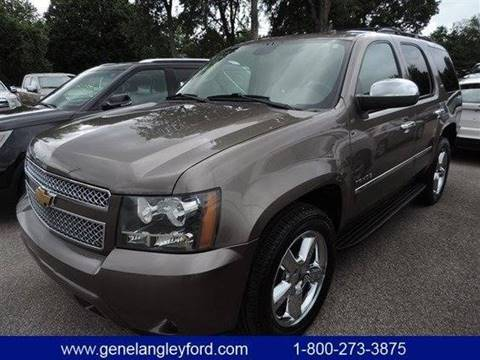 2013 Chevrolet Tahoe for sale in Humboldt, TN