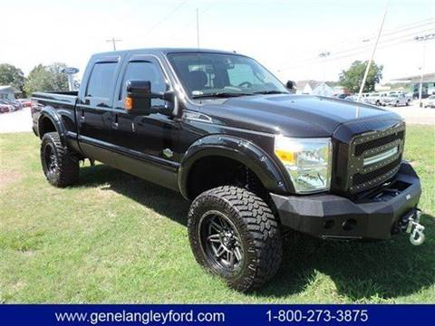 2015 Ford F-250 Super Duty for sale in Humboldt, TN