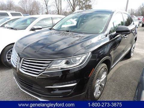 2016 Lincoln MKC for sale in Humboldt, TN
