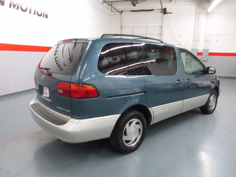 5ff2fa556f4752 2000 Toyota Sienna XLE for sale in Tempe AZ 2001 1999 1998 2002 Used ...