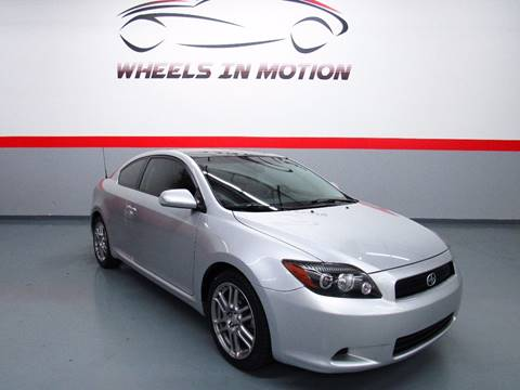 2008 Scion tC for sale in Tempe, AZ