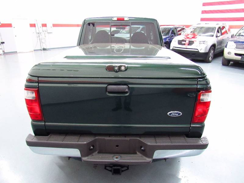 XLT FX4 Level II SuperCab 4WD finance