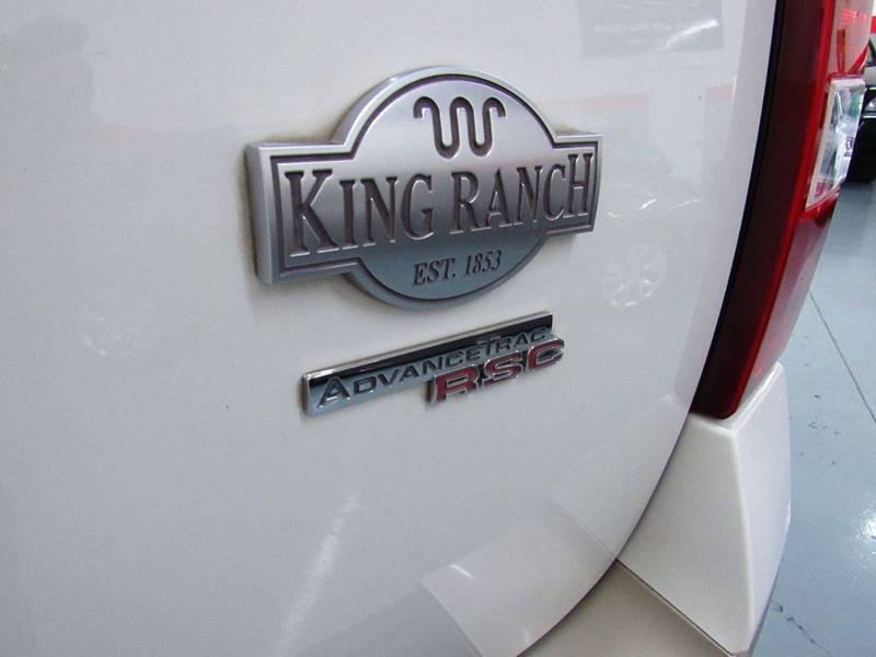 King Ranch 4x4 finance