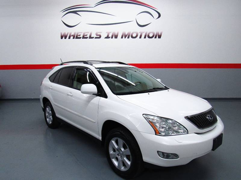 Lexus Used Cars For Sale Tempe Wheels in Motion Auto Sales LLC