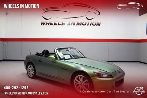2004 Honda S2000 for sale in Tempe, AZ